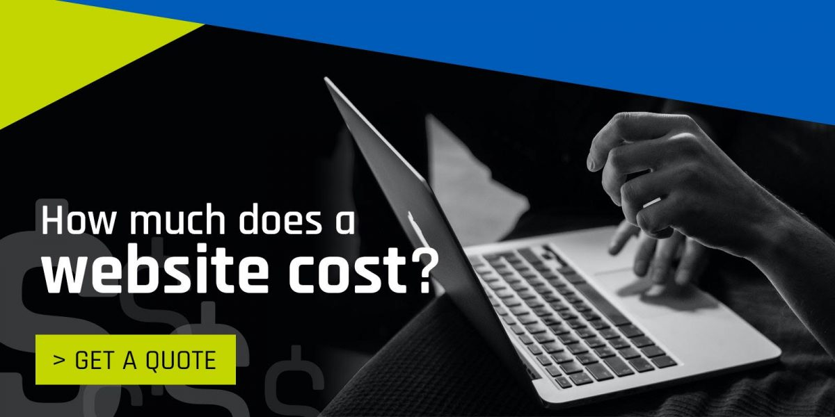 How must does a website cost?