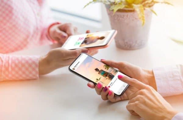 Instagram pour entreprises - BJMédia